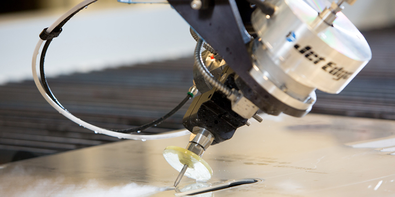 The Advantages of 5-Axis Waterjet Cutting Machines