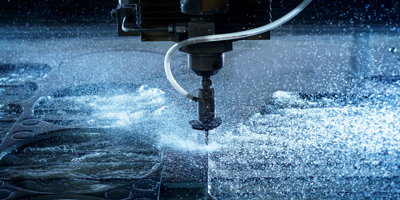 When Should You Use an Abrasive Water Jet Cutter?