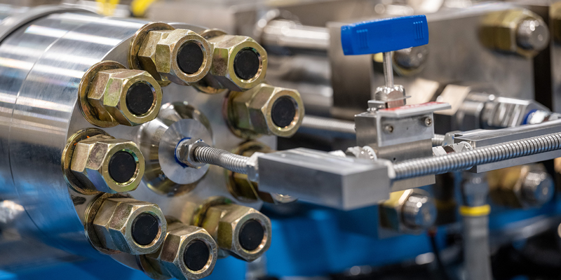 What is Dual Buffering Technology? How Does it Help Water Jet Cutting?